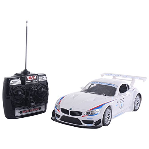 Costzon 1/14 Scale Licensed BMW Z4 GT3 Electric Radio Remote Control RC Car w/Lights