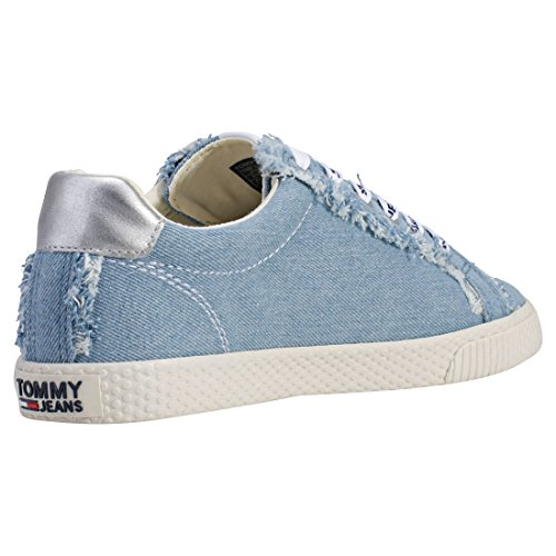 Sneaker Tommy Hilfiger Baskets Jeans Casual Tommy Femmes xzwvAB00Iq