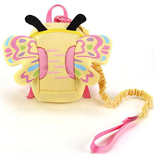 Toddler Backpack, Kids Butterfly Cartoon Mini T...