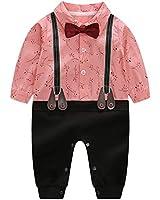 D.B.PRINCE Baby Boys Long Sleeves Gentleman...