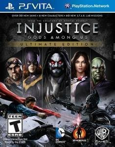 Gods Among Us Ultimate Edition