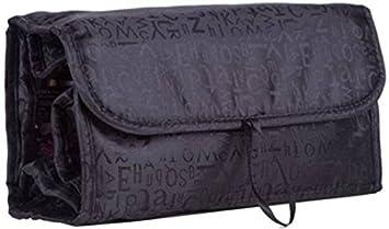 b527705309d2 Amazon.com : Shopo Roll N Go Travel Buddy Cosmetic Bag : Beauty
