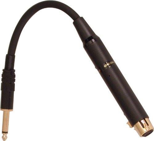 Transformer Impedance Mic (Audio2000'S ACC3100 XLRF to 1/4