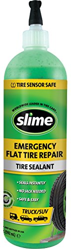 Slime 20 Ounce 10012 Emergency Tire Repair Sealant, 20 oz. (Truck/SUV)