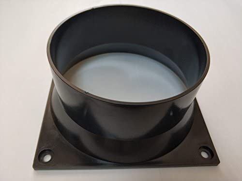 "Antminer T9 S1 S3 S5 S7 S9 A3 D3 L3 V9  4/"" 120mm High Temp Fan Duct"