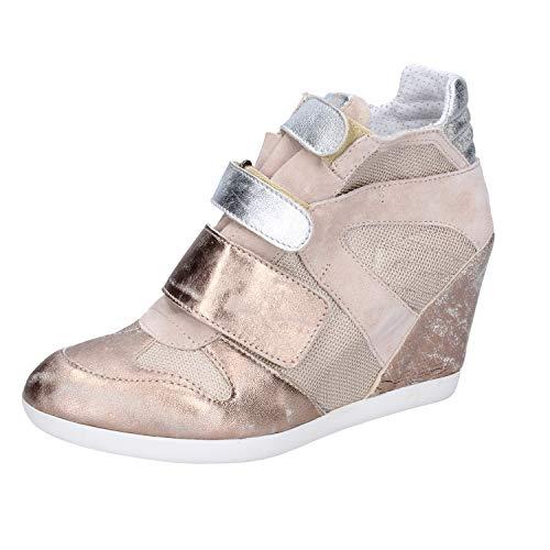 Alberto Guardiani Fashion-Sneakers Womens Beige 5.5 US
