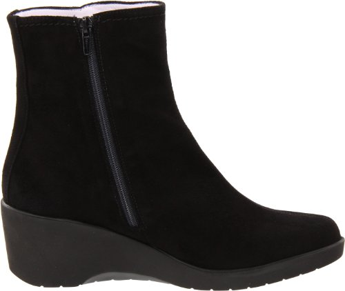 Mephisto - Tensy Black - Boots compensées femme