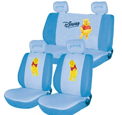 Amazon Winnie The Pooh Universal Car Seat Cover