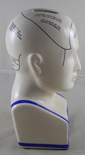 Phrenology Head Bank - The Human Mind>