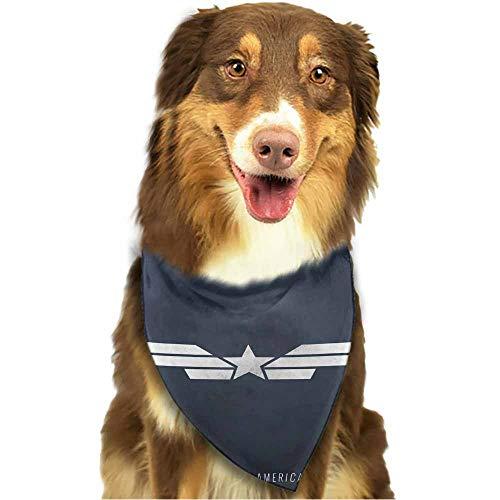 Dog Bandana,Pet Costume Accessories,Size:side-18