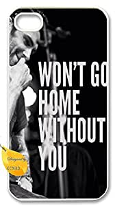 iphone4,4s custom case,iphone4,4s,ADAM LEVINE case, Maroon 5 Fanfiction Cover Case for iphone4,4s.