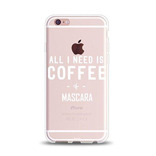 iPhone Design Slogan Saying All Mascara product image