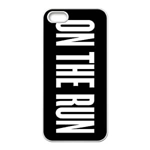 ON THE RUN Cell Phone Case for iPhone 5S