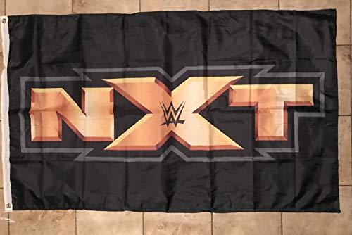 WWE NXT World Wrestling Entertainment 3'x5' flag banner - WCW, WWF, WWE5692080838915 -