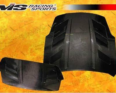 VIS 03-06 350Z/Fairlady Z Carbon Fiber Hood AMS HEAT