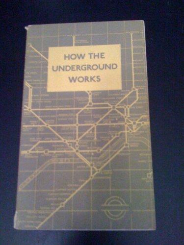 London Underground Subway System (How the Underground Works)