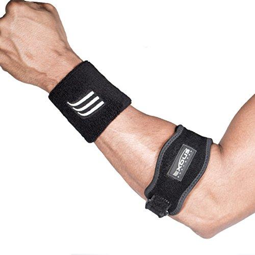Wrist Velcro (Tennis & Golfers Elbow Brace Strap With 1/4