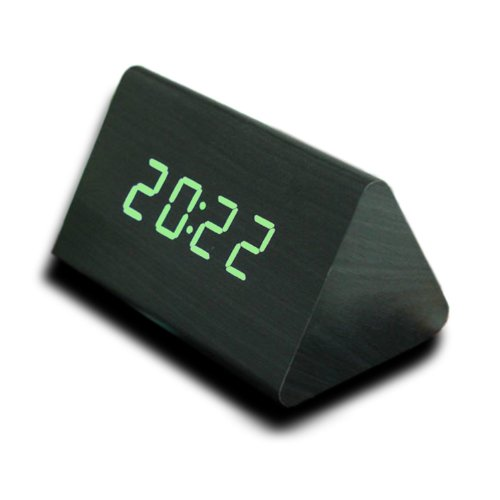 kabb-wood-grain-led-alarm-clock-time-temperature-date-display-sound-activated-brightness-adjustable-