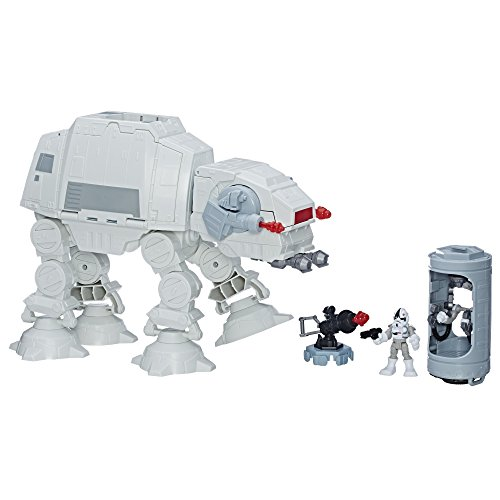 Playskool Star Wars Galactic Heroes Imperial at-at Fortress