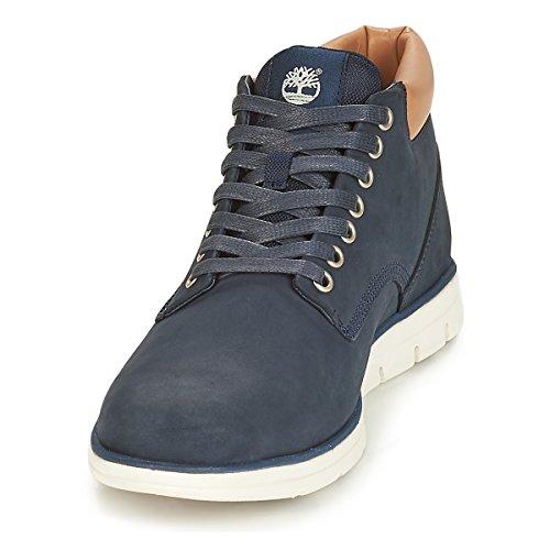 Iris A1kkf Bradstreet Black Chukka Leather Timberland 0191 Chaussure w0Svqv