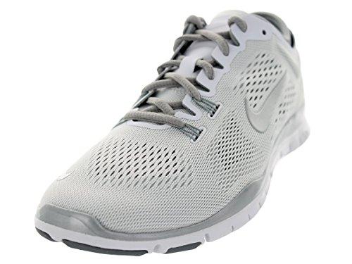 Nike Free 5.0 V4 Bianco / Platino 695168-102 Bianco / Platino