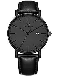 Vigor Rigger Men's Fashion Slim Quartz Date Wrist Watch...
