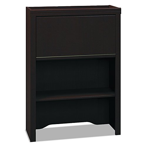 Bush BSH2955MC03 Enterprise Lateral File Hutch, Mocha Cherry