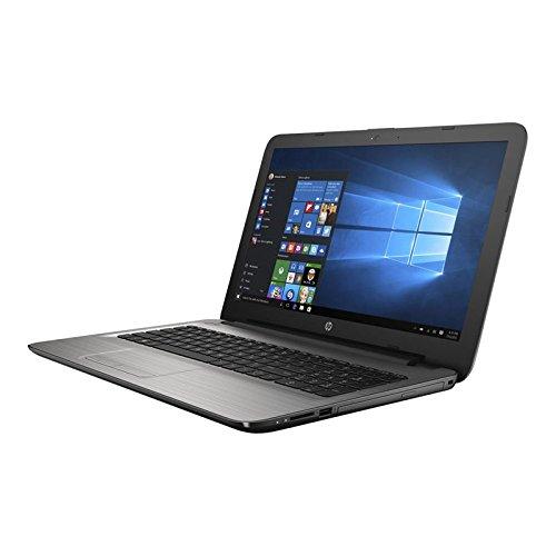 "HP 15.6"" A8 7410 1TB Win10, Silver (X0H92UA#ABA)"