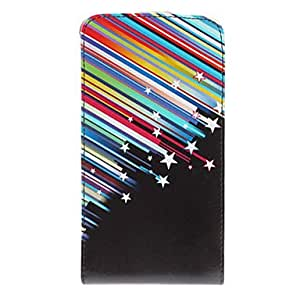 WEV Meteor Shower PU Leather Full Body Case for Samsung Galaxy Note 3