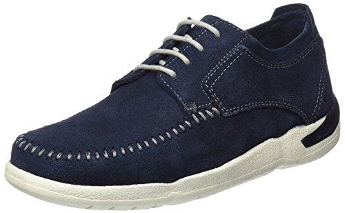 Sioux Herren Tureno-701 Sneaker Blau (navy)