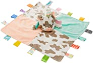 Taggies Chara Counter Blanket, Patches Pig