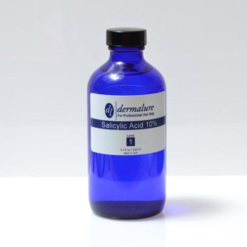 Salicylic Acid Peel 10% Acne Treatment 8oz. 240ml Pro Size (Level 1)