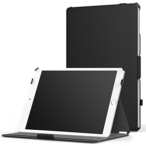 MoKo Case Fit iPad Air 2 - Slim-Fit Multi-angle Folio Cover Case Fit Apple iPad Air 2 9.7