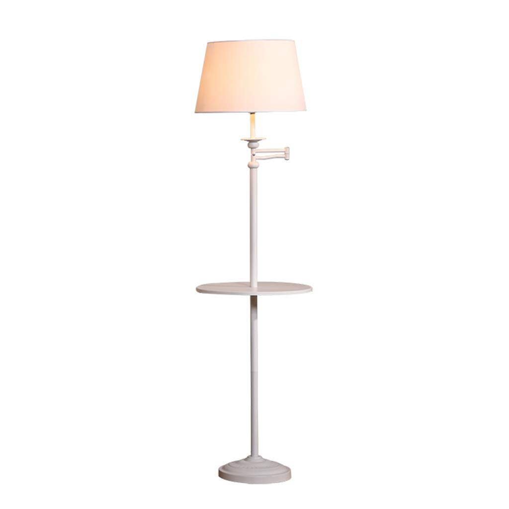 NLLDD Lámpara de pie de Sala de Estar con iluminación Ajustable ...
