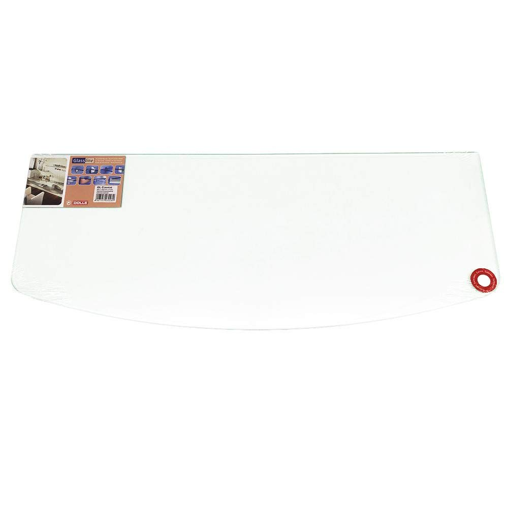 ドイツデザインの強化ガラス製棚板。 KGY(ケイジーワイ工業) グラスライン ガラス棚板 凸スタンダード つや消し DL-GL30289F 〈簡易梱包 B07S5YDN4Y