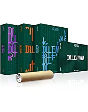 ENHYPEN DIMENSION DILEMMA 1st Album Set [ODYSSEUS, SCYLLA, CHARYBDIS, ESSENTIAL] [incl. Official Synnara Mini poster] (Rolled Posters)