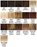 hairdo. 22 Straight Clip-In Hair Extensions by Jessica Simpson - R4 by HairDo