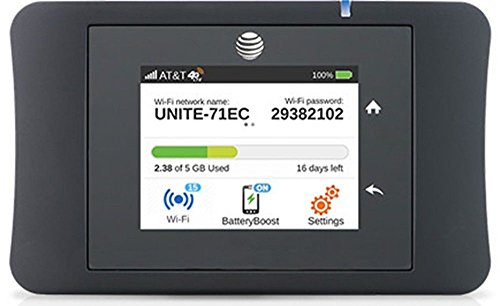 Netgear Unite Pro 781S 4G LTE Wireless Mobile Hotspot (Unlocked) by NETGEAR