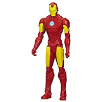 Marvel Avengers Titan Hero Series Iron Man 12-Inch Figure