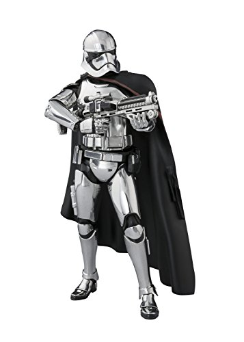 S. H. Figuarts Star Wars CAPTAIN PHASMA Painted Action Fgure