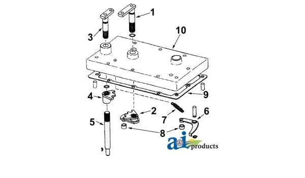 Amazon.com: A&I Products COMP. HI/LO KIT PART NO: A ... on