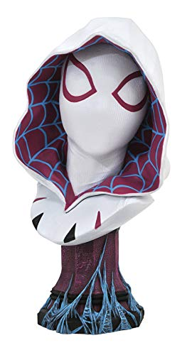 DIAMOND SELECT TOYS Legends in 3-Dimensions: Marvel Spider-Gwen 1:2 Scale Resin Bust