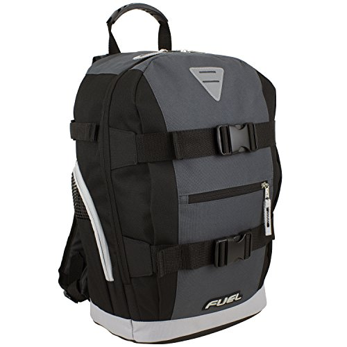 Fuel Skater Backpack, Gray