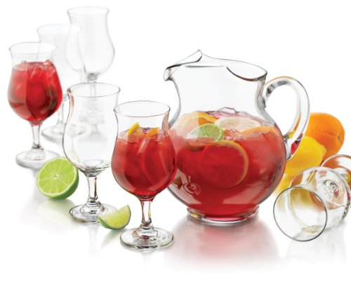 Apr 04, · When the temperature hit 80 degrees F last week, my thoughts turned to summery drinks. Perfect timing for this red wine single serve sangria. Sure, you can double or triple the recipe if you're having a romantic evening or have invited guests over. You could even make a huge pitcher for a big group. But if you're in the mood and the weather cooperates, don't feel obligated to make more than Reviews: