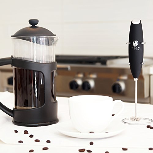 Electric French Press Coffee Maker Reviews : Bean Envy 34 oz French Press Coffee, Espresso and Tea Maker - Premium Bundle Includes Electric ...