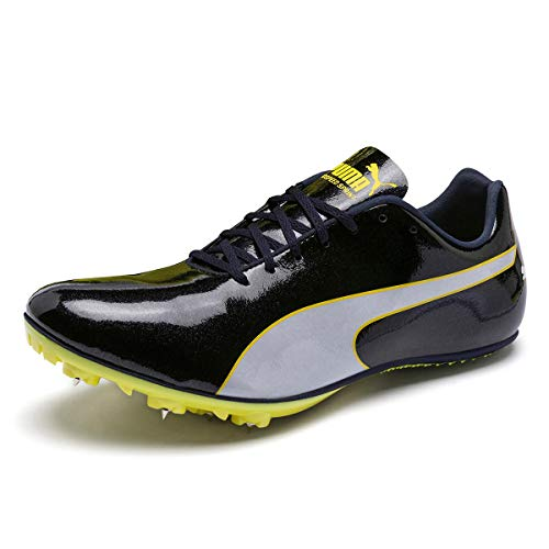 PUMA Evospeed Sprint 9 Running Spikes - SS19-9.5 - Black