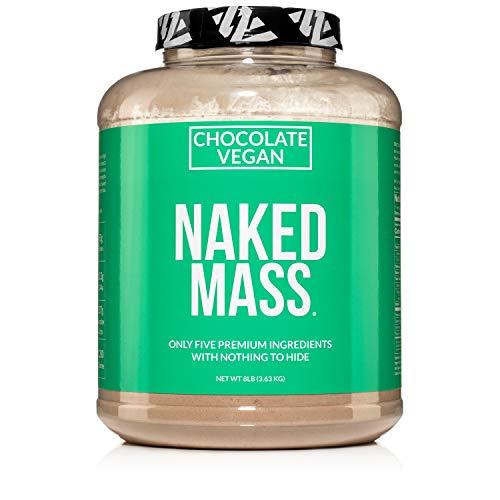 Chocolate Vegan Weight Gainer - Chocolate Vegan Mass Gainer