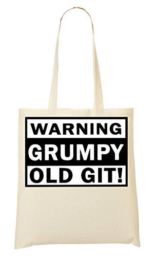 Sac Tout Git Grumpy À Warning Fourre Provisions CP Sac xqgBatw