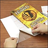 Easy Cover II Rigid Paperback Book Coves - 12-1/2''H x 10''W - 25 per Package