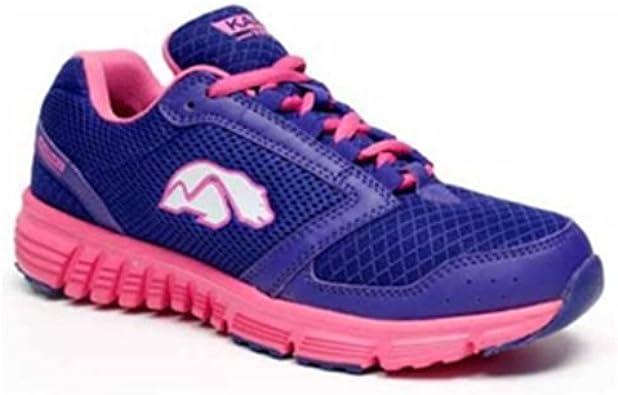 Karhu Prist - Zapatillas para correr de mujer, color púrpura / rosa, talla 36: Amazon.es: Zapatos y complementos
